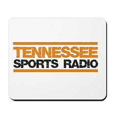 Tennessee Sports Radio Mousepad