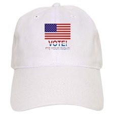 Vote Baseball Cap