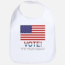 Vote Bib