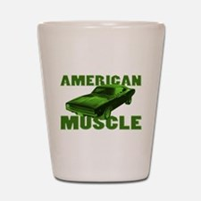 1968 Dodge Charger Lime Shot Glass