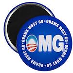 """OMG 2.25"""" Magnet (10 pack)"""