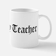 Astronomy Teacher Mug