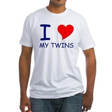 I Heart My Twins Shirt