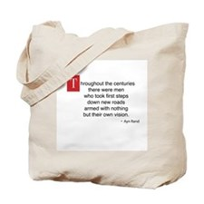 Cool Ayn rand Tote Bag