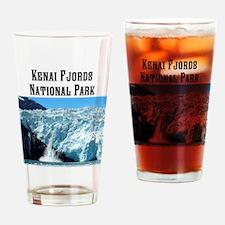 Kenai Fjords National Park Drinking Glass