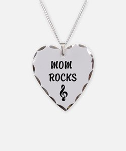 Cute Music notes pictures Necklace