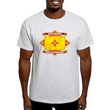 2-New Mexico diamond T-Shirt
