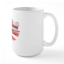 Veteran's Personal Information Mug