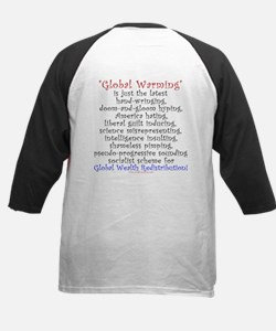 Global Warming- the NEW Global Cooling Kids Jersey
