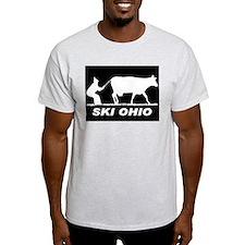 SKI OHIO BLACK T-Shirt