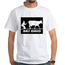 SKI OHIO BLACK T-Shirt