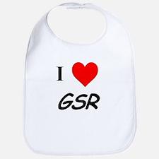 I Heart GSR Bib