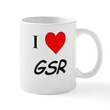 I Heart GSR Mug