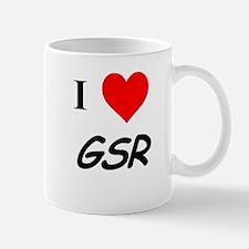 I Heart GSR Small Small Mug
