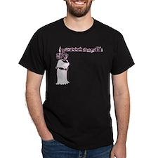 Cadenza Black T-Shirt