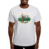 Bigfoot vs abe lincoln Light T-Shirt