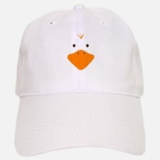 Cute Little Ducky's Face Baseball Baseball Cap