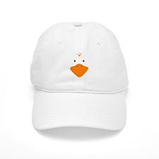 Cute Little Ducky's Face Baseball Cap