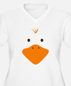 Cute Little Ducky's Face T-Shirt