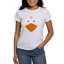 Cute Little Ducky's Face Tee
