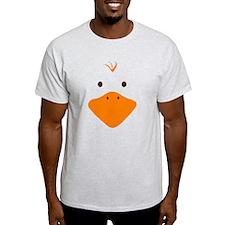 Cute Little Ducky's Face T-Shirt