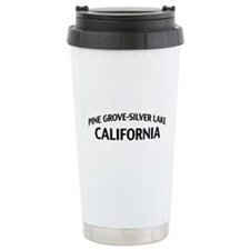Pine Grove-Silver Lake Travel Mug