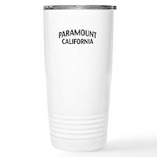 Paramount California Travel Coffee Mug