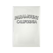Paramount California Rectangle Magnet