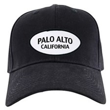 Palo Alto California Baseball Hat