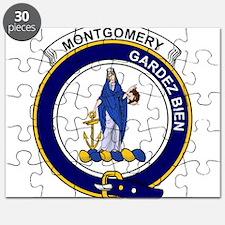 Cute Clan montgomery Puzzle