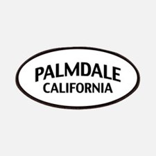 Palmdale California Patches