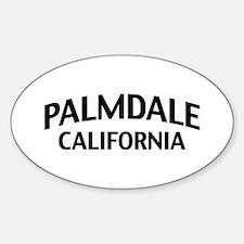Palmdale California Decal
