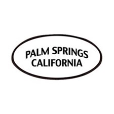 Palm Springs California Patches