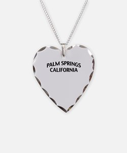 Palm Springs California Necklace