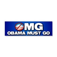 OMG Car Magnet 10 x 3