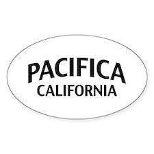 Pacifica California Decal