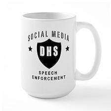 Social Media Spy Mug