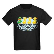 Aspergers-Ugly-Duckling T-Shirt