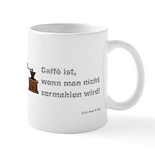 xaver el soto - Kaffee nicht zermahlen: Mug