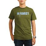 Warmist Organic Men's T-Shirt (dark)