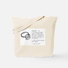Diamond... Tote Bag