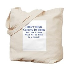 Cute Sales manager Tote Bag