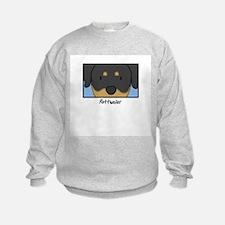 Anime Rottweiler Sweatshirt