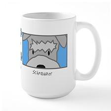 Anime Schnauzer Mug