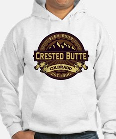 Crested Butte Sepia Hoodie