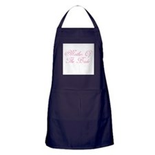 Cute Mom bride Apron (dark)