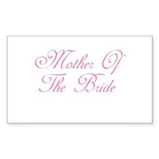 Cute Groom's mother Decal