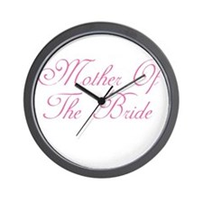 Cute Bridal Wall Clock
