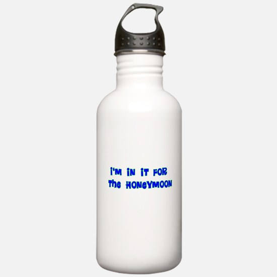 Unique Reception Water Bottle