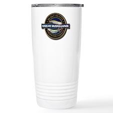 Kiss My Muskellunge Travel Mug